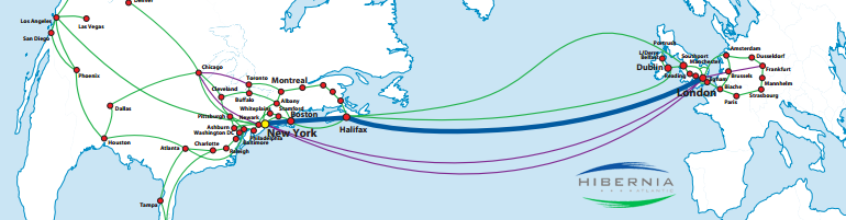 The Grand Banks Off Canada And The North Atlantic A Shorter Route That Most Companies Have Avoided Because It Traverses Relatively Shallow Waters